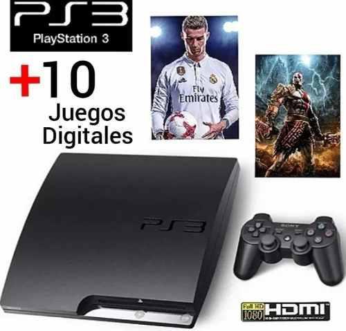 Ps3, Playstation 10 Juegos Al Gusto