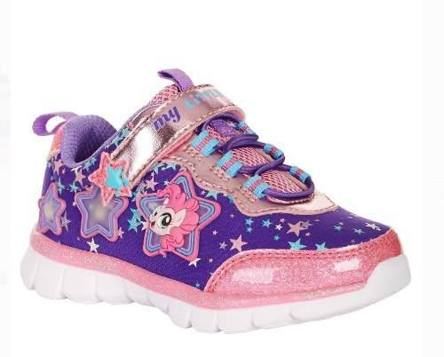 Zapatos luces my little pony