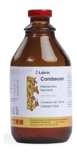 Combecon polivitaminico 100ml labrin
