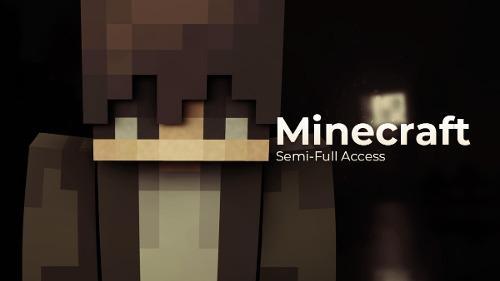 Cuenta minecraft pc premium + acceso completo + cambio skin