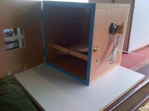 Manual para fabricar tu propia incubadora