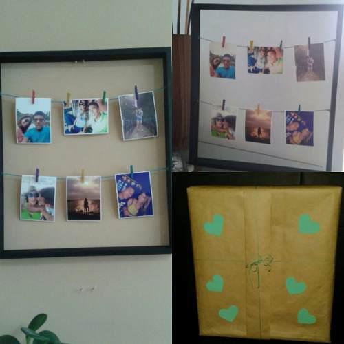 Marcos De Fotos Y Porta Retratos Personalizados En Madera