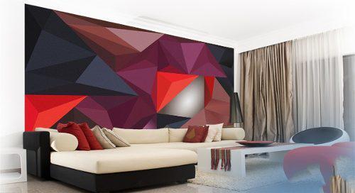 Pared De Vinil, Vinilo Decorativo, Mural Trompizgroup