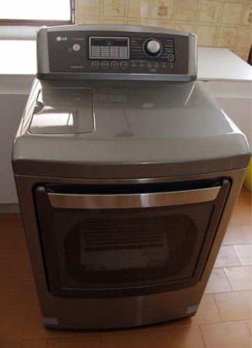Secadora lg 20 kilos nunca usada