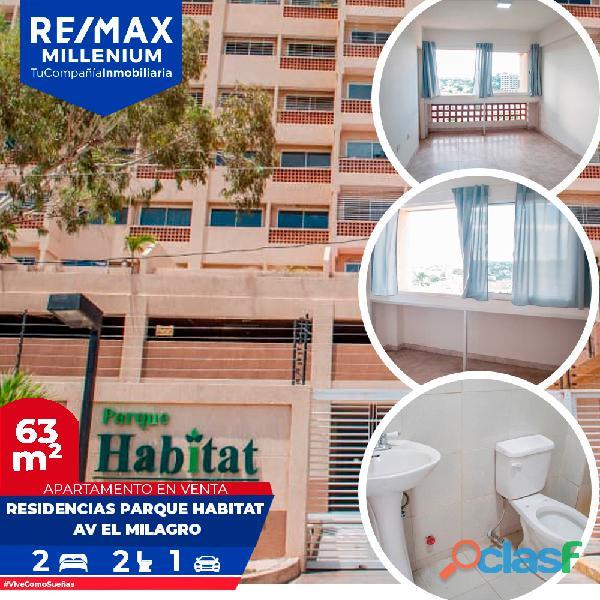 Apartamento venta maracaibo parque habitat el milagro lilianaremax