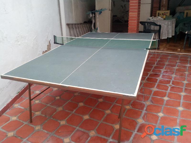 Vendo mesa de ping pong original usada
