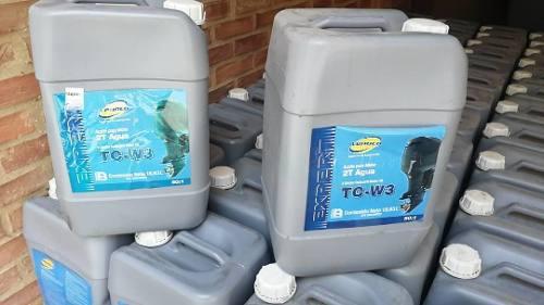 Aceite fuera de borda (agua)