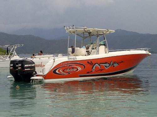 Lancha open promarine 33
