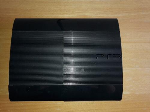 Playstation 3 Con 250gb De Memoria Y 6 Juegos Originales