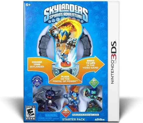 Skylanders spyro's adventure para 3ds / $ 10