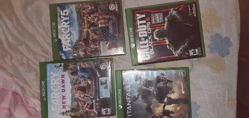 Vendo O Cambio Xbox One 500gb