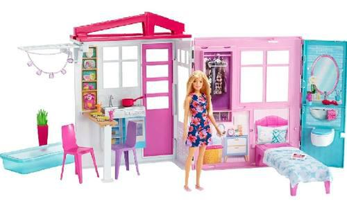 Casa de barbie original de mattel