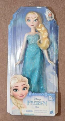 Frozen, muñecas anna y elsa originales hasbro