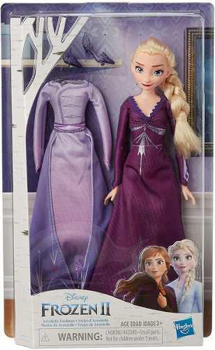 Muñecas frozen princesa elsa, ana originales hasbro