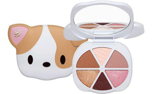 Paleta sombras too faced pretty puppy