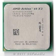 Procesador amd athlon 64x2 5200+ 2.6 ghz (ada5200iaa6cs)