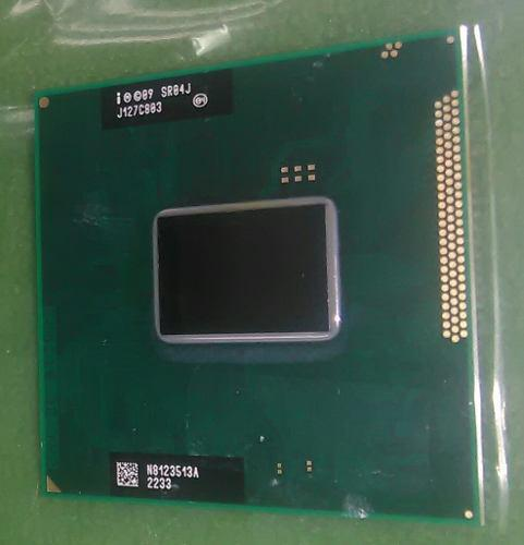 Procesador laptop intel core i3-2330m 2.2 ghz sr04j