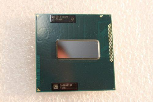 Procesador laptop intel core i3-3110m 2.4 ghz sr0t4