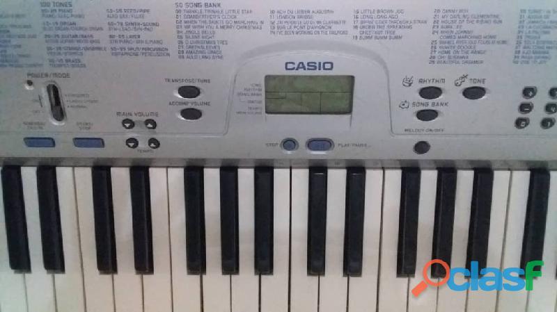 Teclado Casio CTK 230 poco uso 1