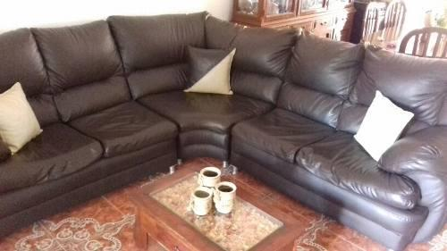 Juego de recibo mueble modular sofá usado