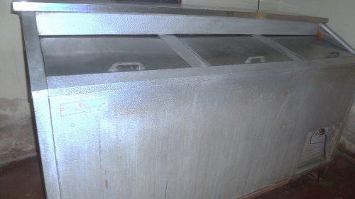 Refrigerador congelador 3 puertas-marca articold