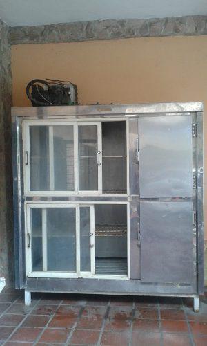 Refrigerador y congelador 6 puertas