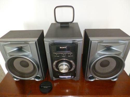 Equipo de sonido sony mp3