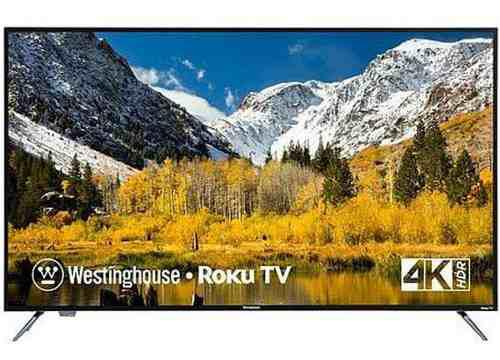 Westinghouse 65´´ 4k uhd smart tv con roku incorporado