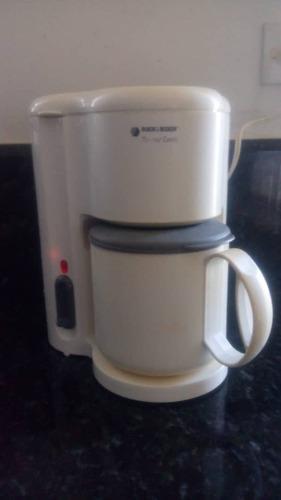 Cafetera black and decker importada 10 tazas usada