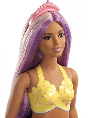 Muñeca barbie sirena dreamtopia