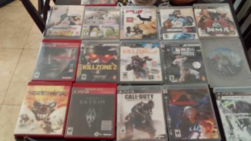 Play 3 juegos originales