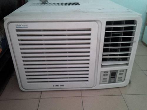 Aire acondicionado samsung 12000 btu (compresor malo)