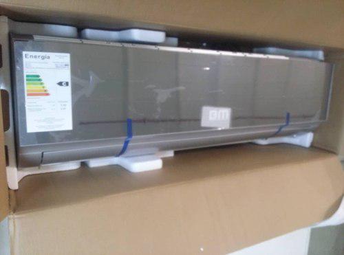 Aire acondicionado split de 12000 btu bm consola de lujo