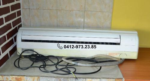 Aire acondicionado split digital electric 24000 btu