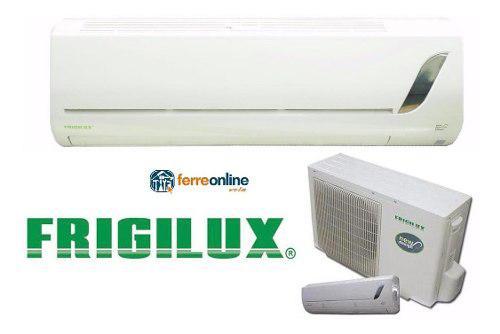 Aire acondicionado split frigilux 12.000 btu 220v nuevo caja