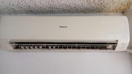 Aire acondicionado split panasonic 18000 btu en 150