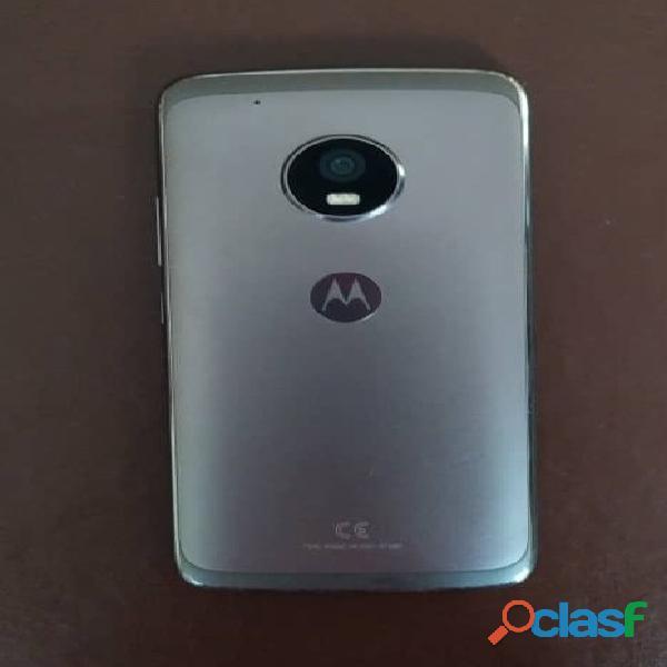 Celular Motorola Moto G5 Plus 64 gb con Forro y Vidrio Templado 1