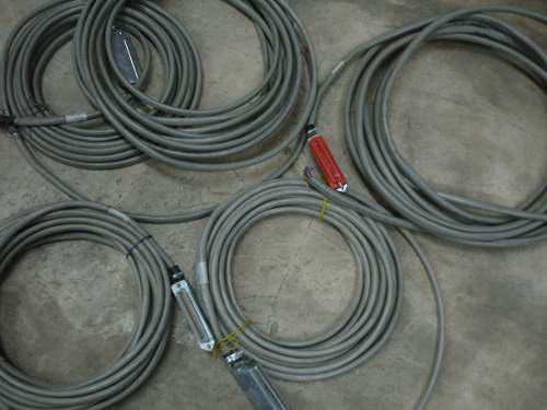 Conectores amphenol hembra de 7 mts cable 25 pares
