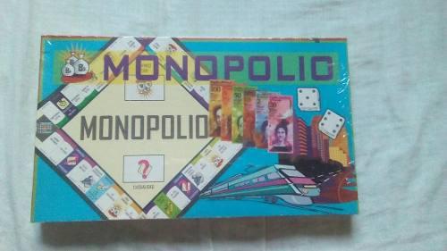 Juego de mesa monopolio nuevo