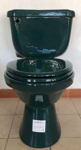 Juego sala de baño venceramica poceta lavamano pedestal