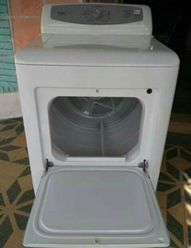 Secadora haier 14kg blanca
