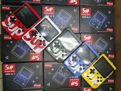 Consola de video juegos game sup para niños