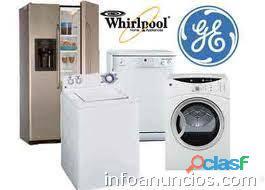 Servicios de línea blanca 02124253293 whirlpool caracas