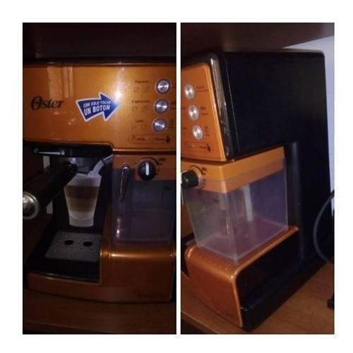 Cafetera para realizar capucchino,latte y todo tipo de café