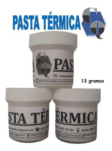 Pasta blanca térmica cq 13 gramos