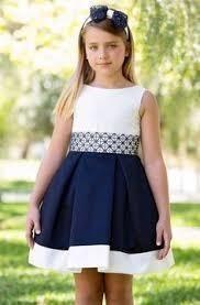 Vestidos hermosos para niñas importados
