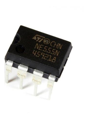 Circuito integrado lm555, ua555, ne555 (set 2 unidades)