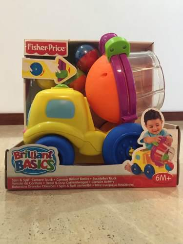 Fisher price camion actividades