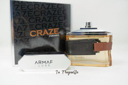 Perfume armaf craze by armaf 100ml edp for men