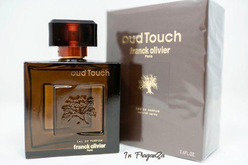 Perfume oud touch franck olivier 100ml edp for men -original